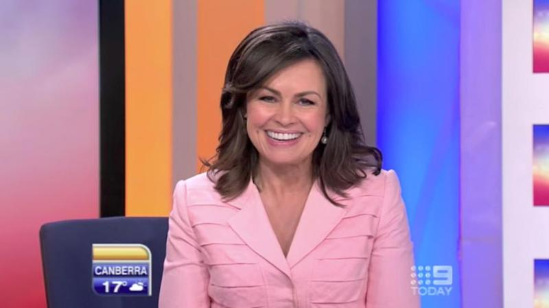 Lisa is departing the Today show after 10 years and joining The Project on Channel Ten. Source: Nine