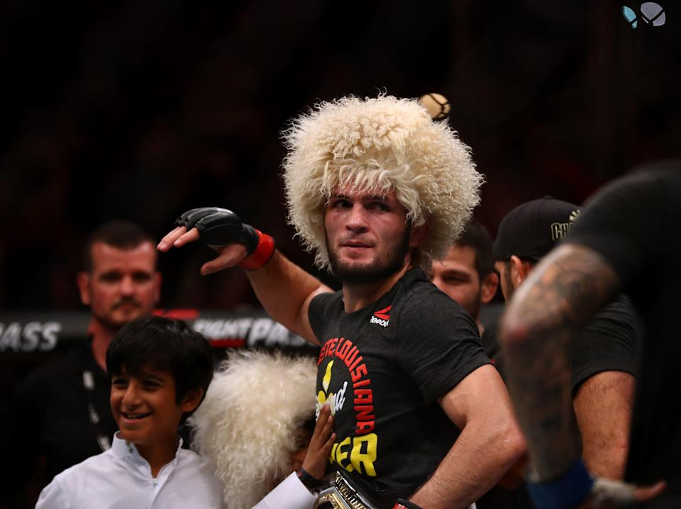 Khabib Nurmagomedov retired from MMA with a perfect record of 29-0 (Getty Images)