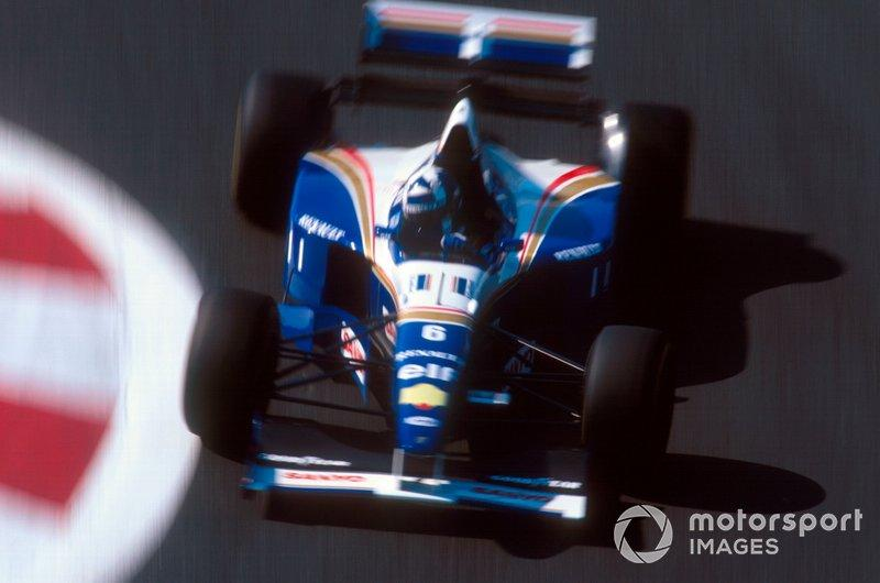 "76: David Coulthard, Williams FW17<span class=""copyright"">LAT Images</span>"