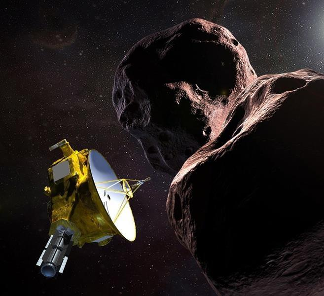 0fde46ac688783270b6ac059eec82ba8 - NASA's New Horizons Historic Flyby in the Kuiper Belt - Science and Research