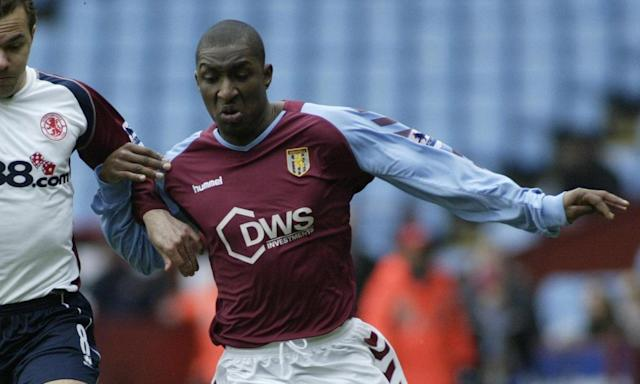 Jlloyd Samuel played for Aston Villa from 1998 to 2007 when he joined Bolton.