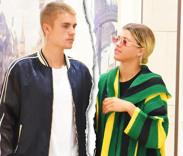 Justin Bieber and Sofia Richie have called it quits on their relationship just six weeks after first stepping out together — details