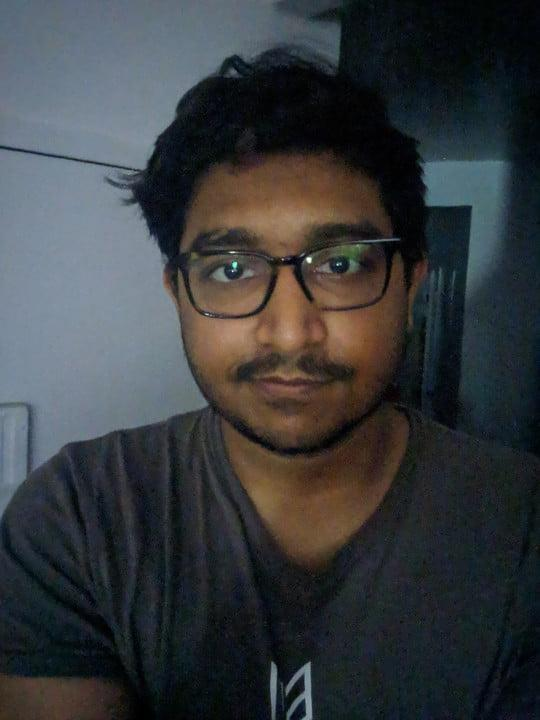 google pixel night sight nigt dark selfie