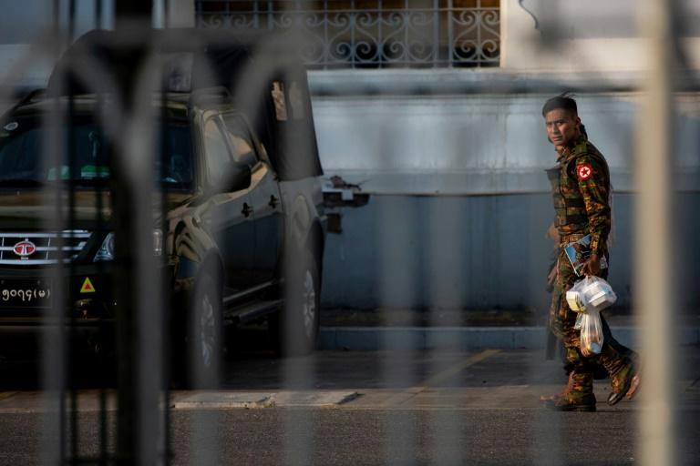 The Myanmar military seized power in a bloodless coup on Monday and appeared in firm control of the country