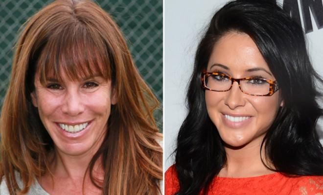 Melissa Rivers and Bristol Palin: Swapped.