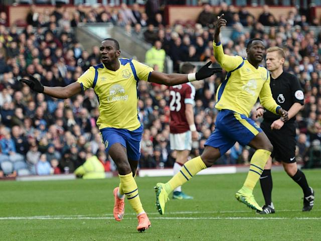 Bolasie says there is little Everton can do if Lukaku has made his mind up (Getty)