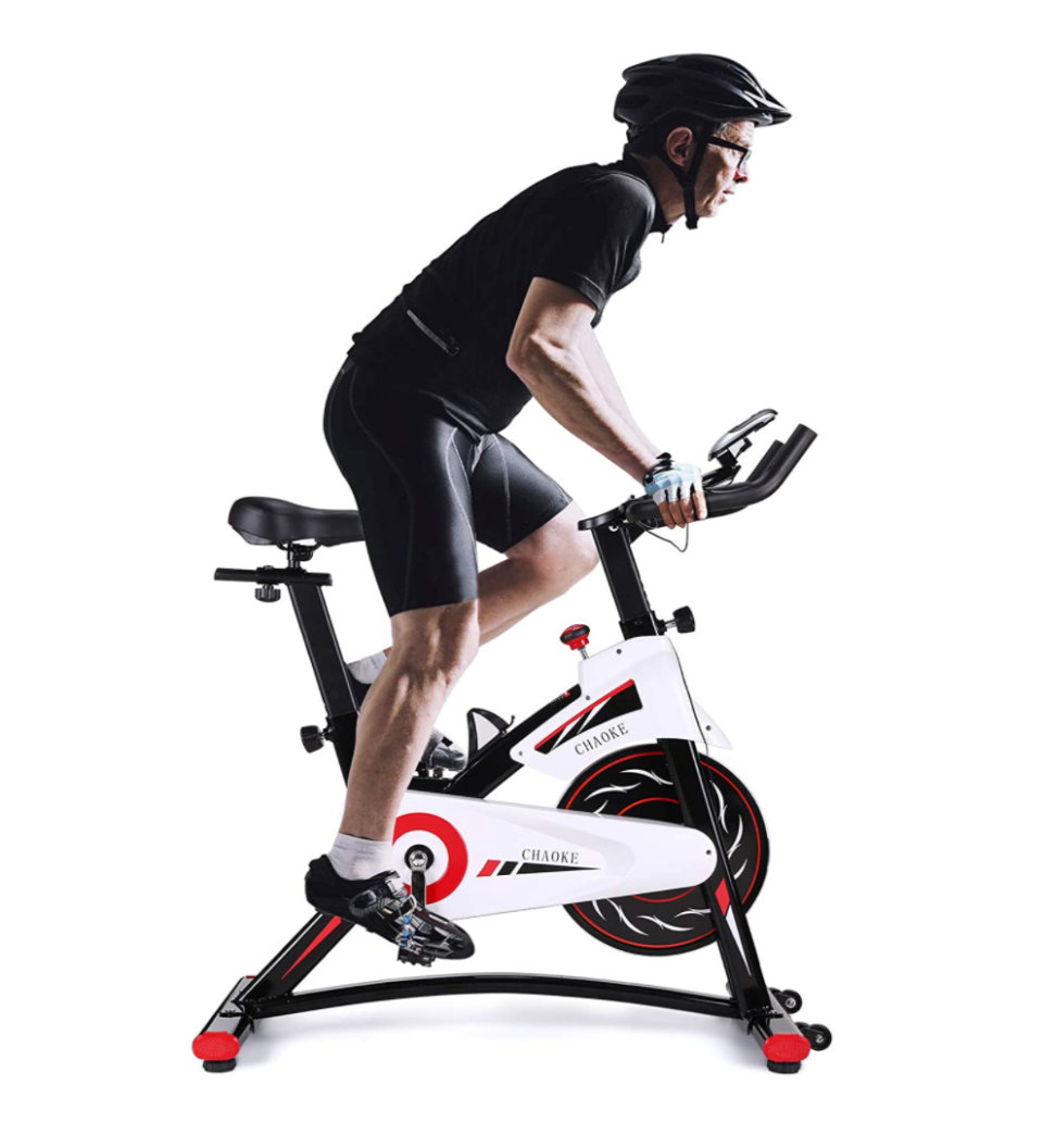 CHAOKE Stationary Bike (Photo via Amazon)
