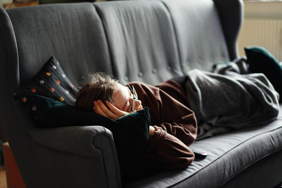<p>Regular midday naps could help boost brain function, researchers say</p> (Adrian Swancar/Unsplash)