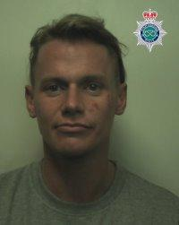 Lewis Crofts (Staffordshire Police/PA)