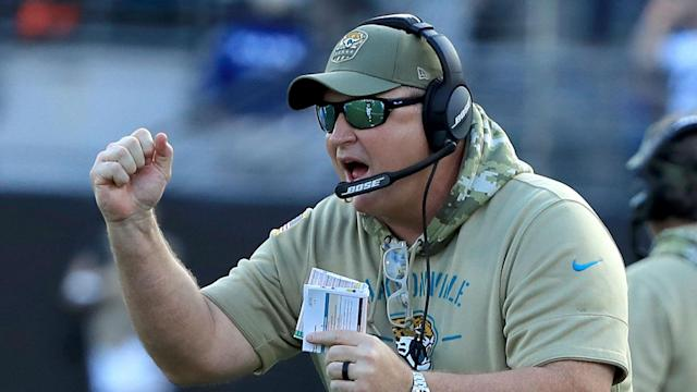 Despite finishing the NFL season with a 6-10 record, Jacksonville Jaguars owner Shad Khan is keeping hold of Doug Marrone and Dave Caldwell.