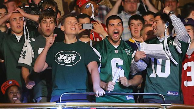 NFL Draft season is well under way and the New York Jets have shaken things up by moving up to number three on the board.
