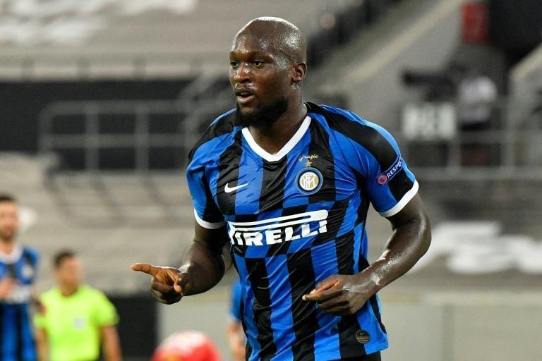 Romelu Lukaku scored as Inter saw off Leverkusen in Monday's quarter-final