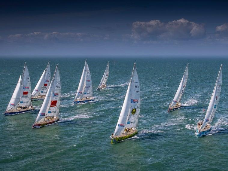 <p>The Clipper Round the World Yacht Race</p>Clipper Round the World Yacht Race