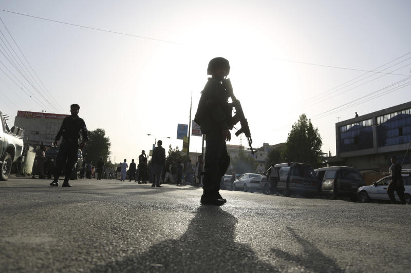 Officials confirm 34 as confirmed death toll in yesterday's attack in Kabul