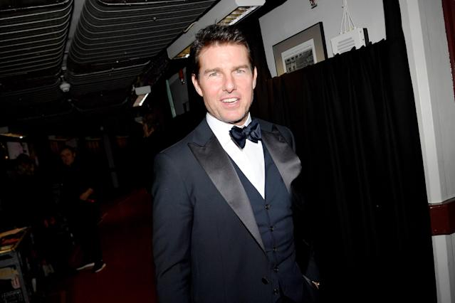 Tom Cruise (BFC/Getty Images)