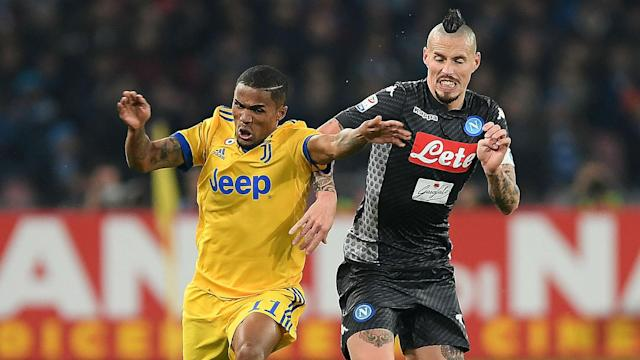 The race for the Serie A title between Juventus and Napoli is likely to come down to their meeting in Turin, according to Gianfranco Zola.