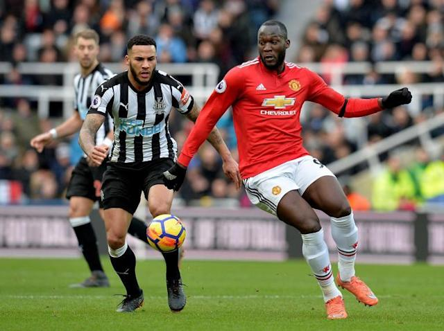 Newcastle captain Jamaal Lascelles: 'Manchester United's centre-halves didn't know what to do with the ball'