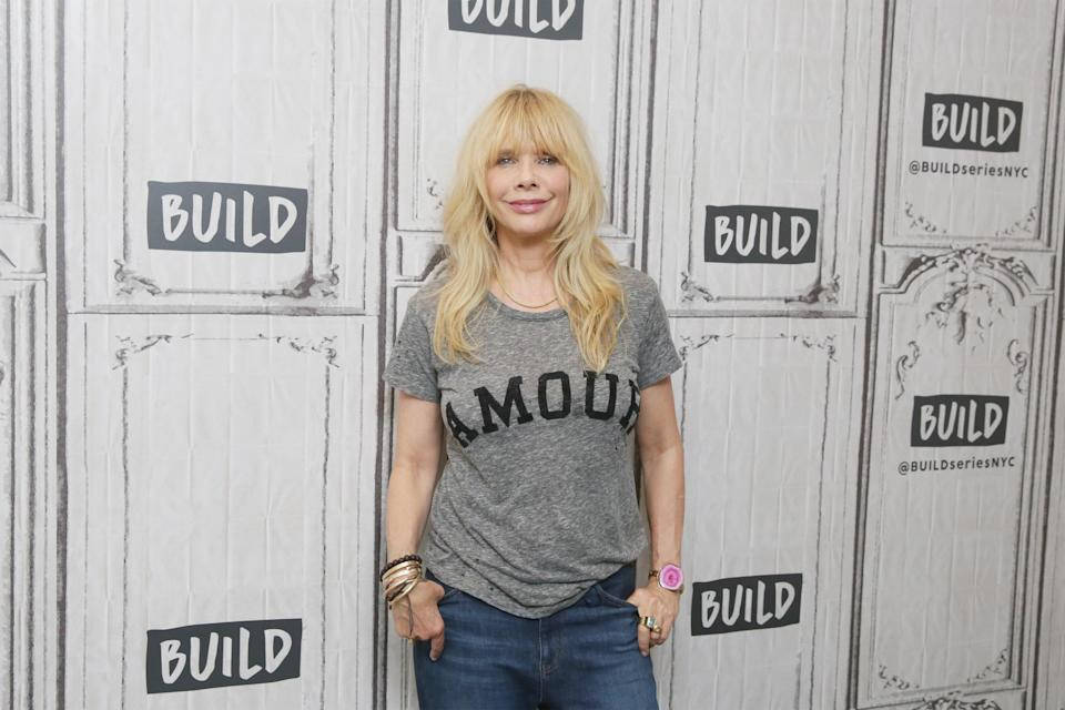 Rosanna Arquette, at Build NYC on July 23, thinks there is more at play with the sexual assault allegations against Asia Argento. (Photo: Getty Images)