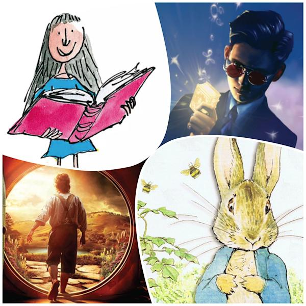30 best children's books: From Artemis Fowl to Peter Rabbit