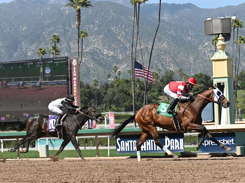 La Prosecutors Announce Task Force For Santa Anita Horse