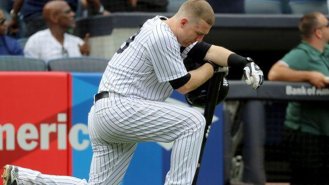 Frazier was distraught. Image: Getty