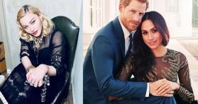 Madonna offers her Rs 52 crore NYC apartment to Prince Harry and Meghan Markle