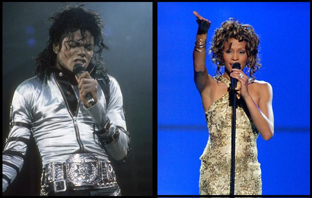 MJ and Whitney Houston had an affair