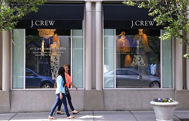 J. Crew is looking to rejigger its debt load, but investors are wary.