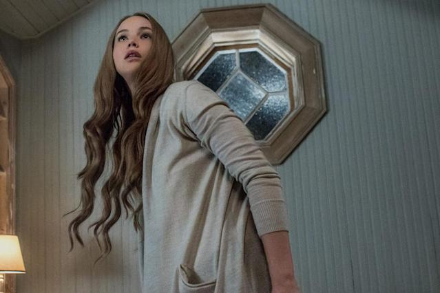 Jennifer Lawrence as Grace in <em>Mother! </em>(Photo: Paramount Pictures)