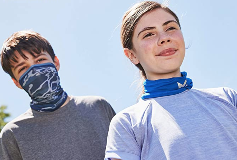 This cooling mask is just the thing for summer. (Photo: Amazon)