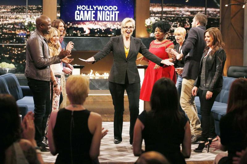 Hollywood Game Night | Photo Credits: Trae Patton/NBC.