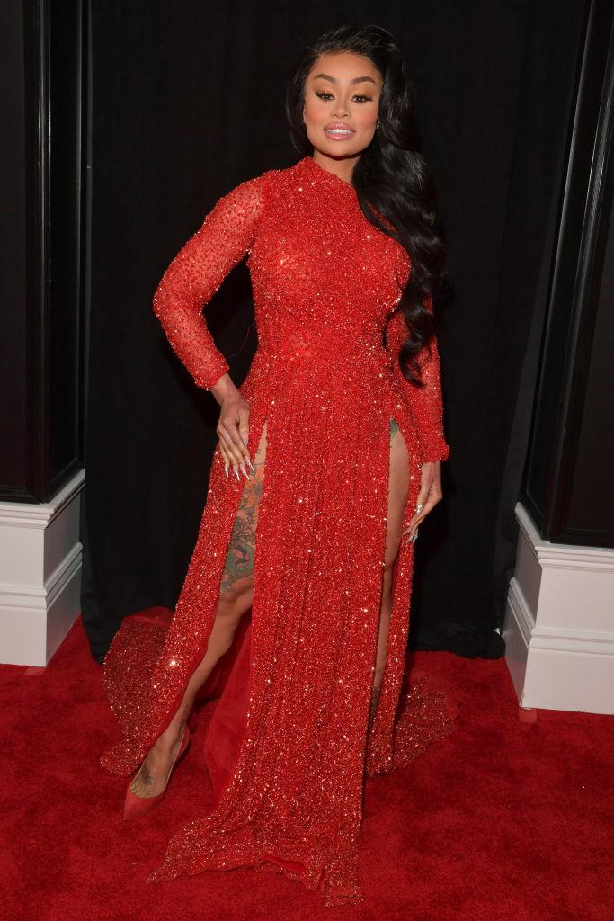 Blac Chyna. Foto: Lester Cohen/Getty Images