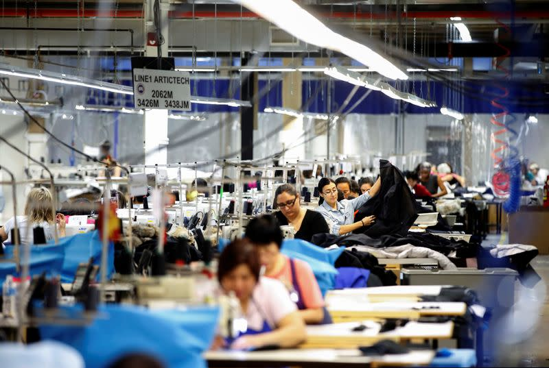 Canadian factory activity increases at subdued pace in January
