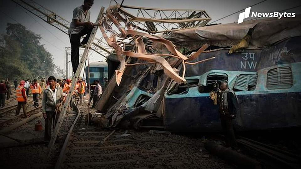 2016 Kanpur train-accident: Not conspiracy, corrosion blamed for 152 deaths