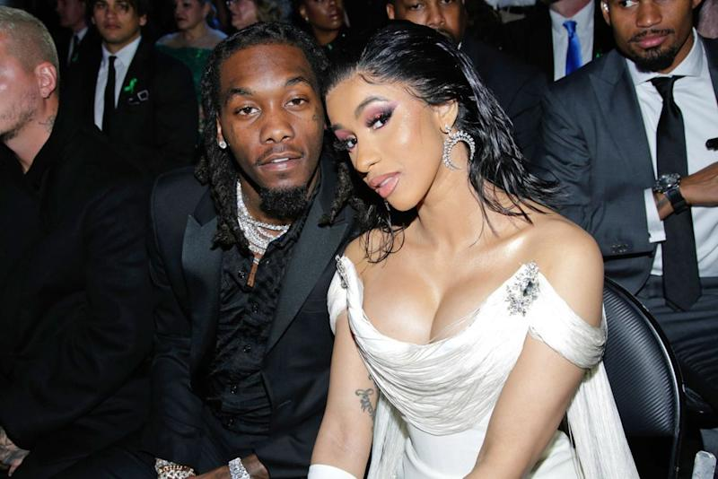 Cardi B and Offset | Francis Specker/Getty Images