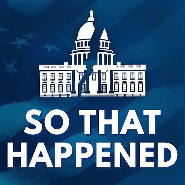 "<strong>What it is:</strong>&nbsp;From the HuffPost&nbsp;politics team, ""<a href=""https://itunes.apple.com/us/podcast/so-that-happened/id945384774?mt=2"" target=""_blank"">So That Happened</a>"" aims to explain what&rsquo;s happening in politics in a detailed, &ldquo;insider&rdquo; way to everyone who is an admitted &ldquo;outsider.""<br /><br /><strong>Try this episode:</strong> ""<a href=""https://www.acast.com/sothathappened/donaldtrumpislightinghispresidencyonfire"" target=""_blank"">Donald Trump Is Lighting His Presidency On Fire</a>""&nbsp;"