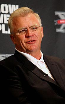 Texas A&M refused to allow coach Mike Sherman to conduct an interview with the new Longhorn Network