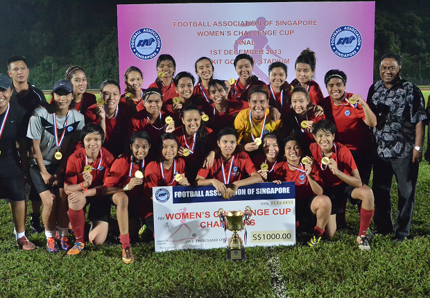 Inaugural UEFA-FAS under-15 girl's tournament to take place this March