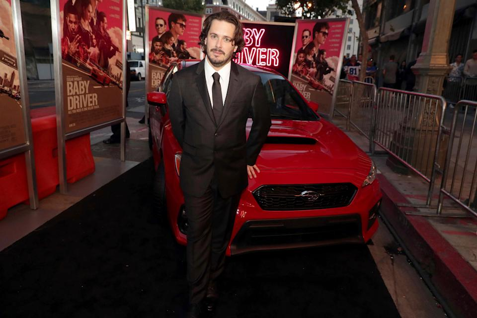 """Writer/Director/Executive Producer Edgar Wright seen at TriStar Pictures """"Baby Driver"""" Los Angeles Premiere Sponsored by Subaru at Ace Hotel Downtown Los Angeles on Wednesday, June 14, 2017, in Los Angeles. (Photo by Eric Charbonneau/Invision for TriStar Pictures/AP Images)"""