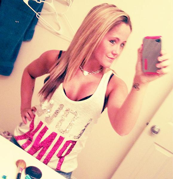 'Teen Mom' Jenelle Evans Post- Breast Implants Nude Pic Revealed