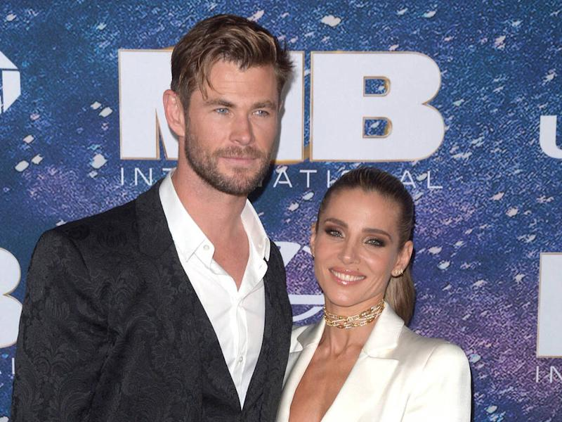 Elsa Pataky shares bath snap of Chris Hemsworth in belated Father's Day post