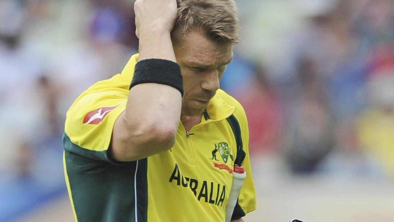 David Warner says Australian cricket's governing body is to blame for the dispute not the players.