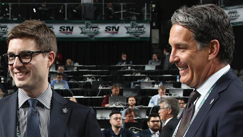 Toronto Maple Leafs make high-stakes bet swapping Mike Babcock for Sheldon Keefe