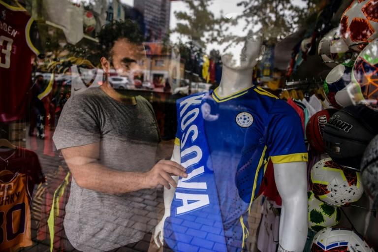 More than 'just a football game' as Kosovo aim for world stage