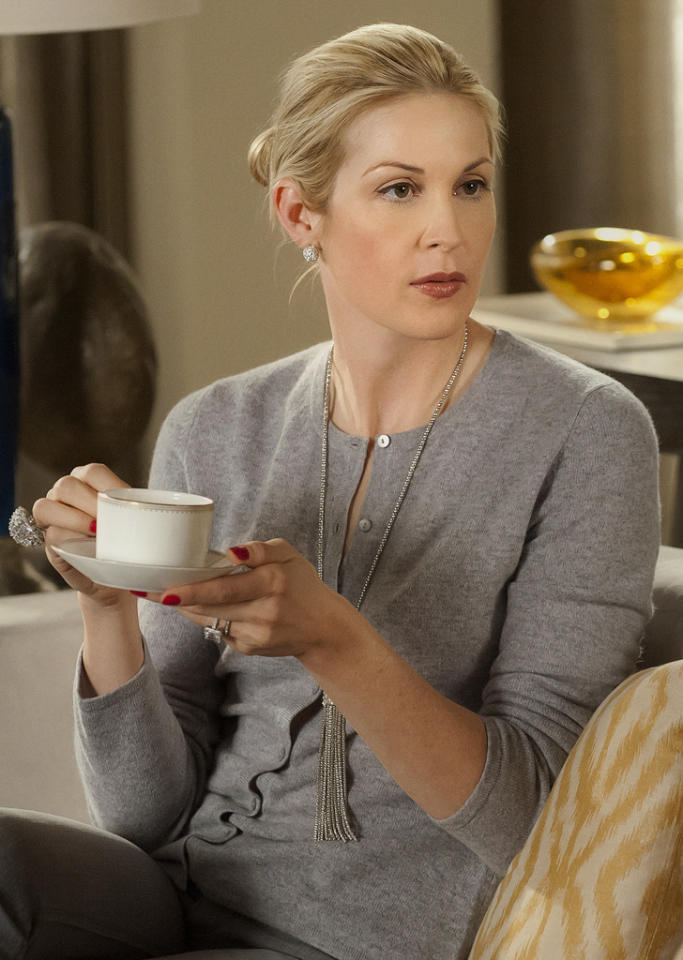 """<b>WORST PARENT:<br>Lily Bass</b> (Kelly Rutherford)<br><br>Like mother, like daughter. No wonder Serena has flitted from one guy to the next -- she learned from her man-eating mother! Her multiple marriages weren't sensible, but they don't hold a candle to the ways she has tried to """"help"""" her children. Like letting an innocent man go to jail for rape, or keeping the secret of a long-lost love child from Rufus. Or basically ignoring the existence of her son."""