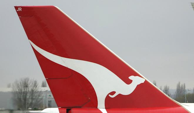 Qantas has doubled down on its Singapore base, and is now the second largest airline at Changi Airport. Photo: Handout