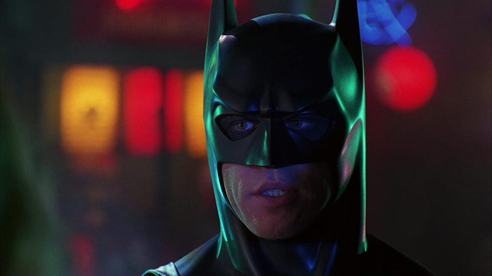 Val Kilmer fell out of love playing Batman (Image by Warner Bros)