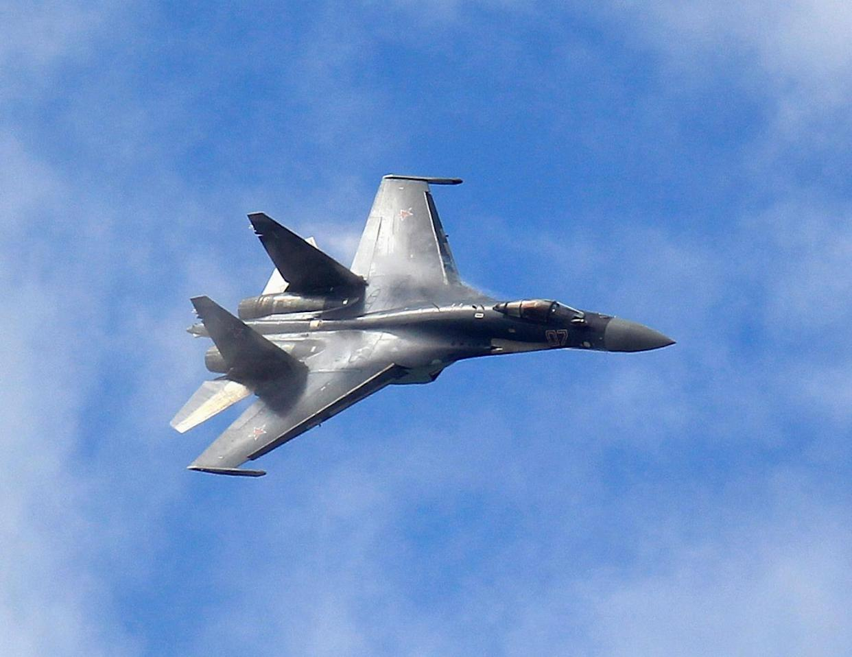 Can Russia's Su-35 Really Beat American F-15s, F-22s, and