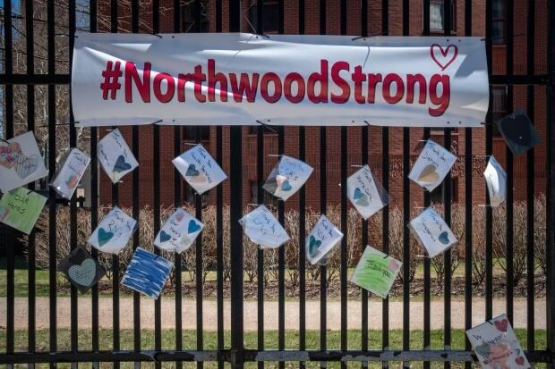 Fifty-three residents at Northwood's Halifax location, the largest long-term care facility in the province, died of COVID-19. (Robert Short/CBC - image credit)