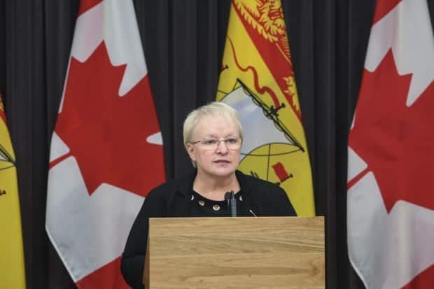 Health Minister Dorothy Shephard is set to announce her mental health and addiction action plan at a Tuesday press conference at 2 p.m. AT.